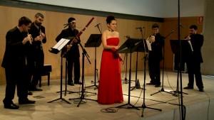 Zoar, Zoar ensemble, Quinteto de vento, Quinteto de viento, Wind Quintet, Quintette à vent, Bläserquintett, Encargas, Òscar Àlvarez, Rosalía de Castro, Anna Alàs
