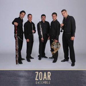 Portada Zoar Ensemble